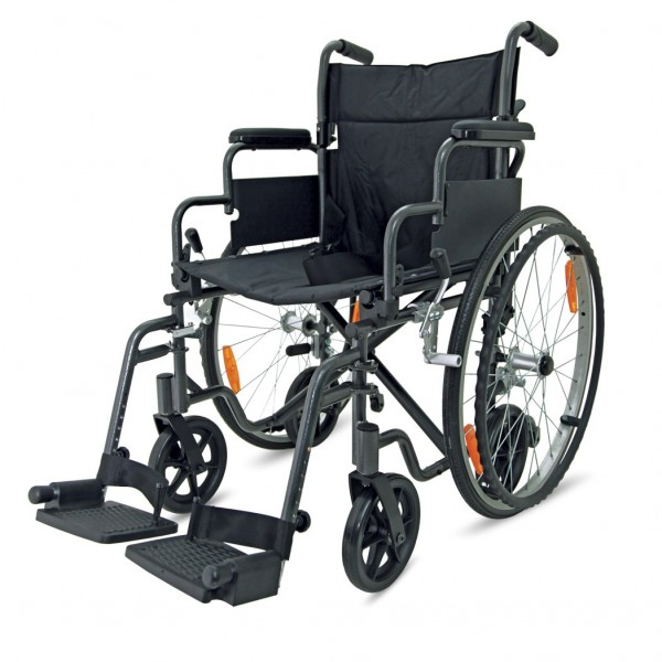 SELF PROPELLED FOLDING QUICK RELEASE WHEELCHAIR (HYBRID)